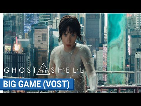 Ghost in the Shell, bande-annonce du Super Bowl