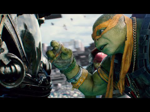 Ninja Turtles 2, spot du Super Bowl !