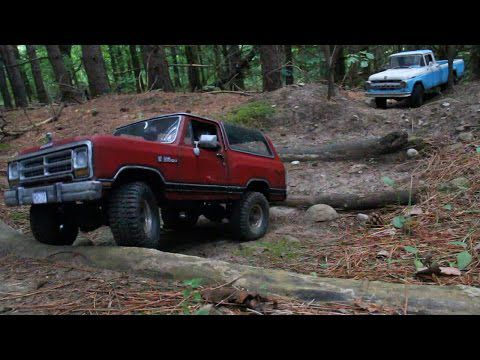 Dodge Ram Charger + Ford Pickup 57