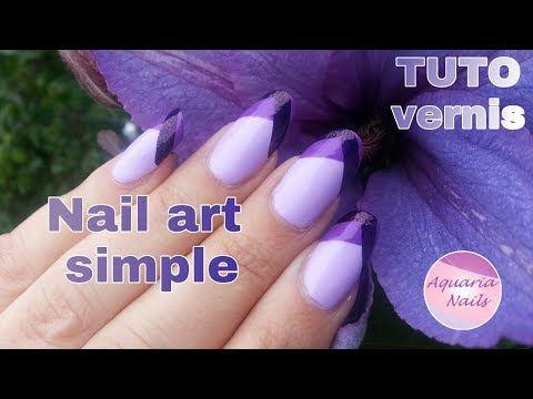 Vidéo tuto nail art