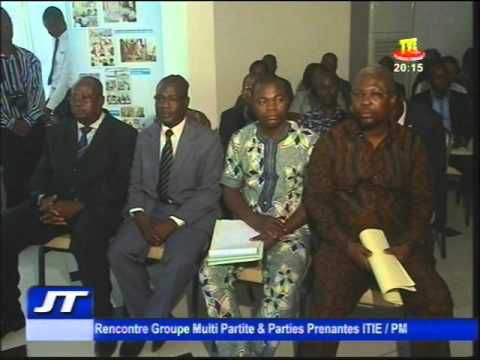 L'ITIE internationale forme les parties prenantes au Togo