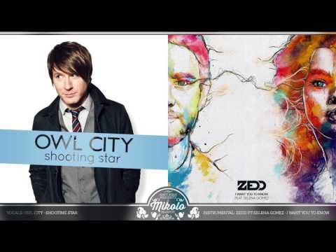 Owl City vs. Zedd feat. Selena Gomez - Shooting Star (Mashup)