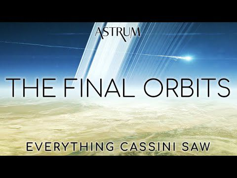 What has NASA's Cassini seen during its Grand Finale
