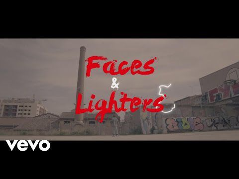 Brian Cross - Faces & Lighters