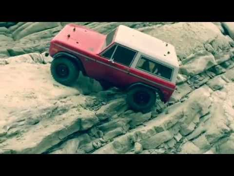 MST CMX CRAWLER 4WD FORD BRONCO - 1