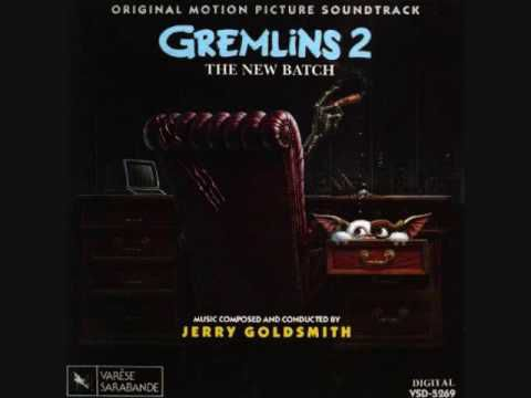 "Cute / Pot Luck / The Visitors (From ""The Gremlins  2) par Jerry Goldsmith."