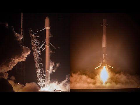 Dragon SPACEX SE posera SUR MARS EN 2018