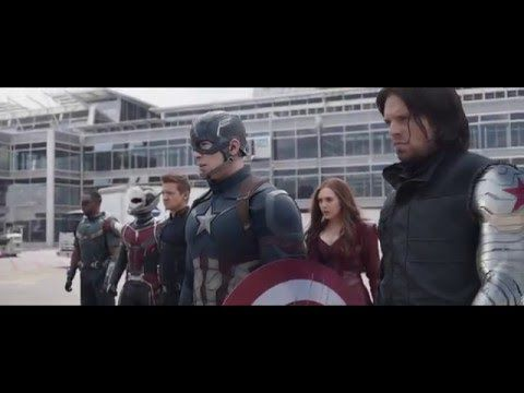 Captain America : Civil War, spot du Super Bowl !