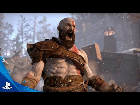 God of War chez Thor, E3 2016 !