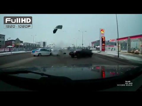 Compilation d'accidents de Voitures n°387 en HD | Car Crashes Compilation & Accidents