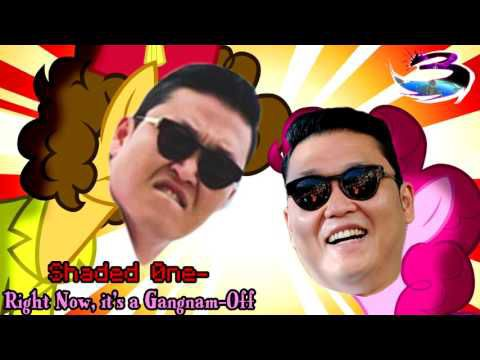 [Mashup] Right Now, it's a Gangnam-Off [For GANGNAMCORE 3]