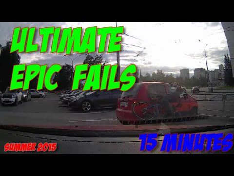 Ultimate Fails Compilation 2015 |15 Minutes | Best Fails of the Year!