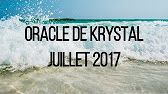 Guidance Oracle de Krystal Juillet 2017
