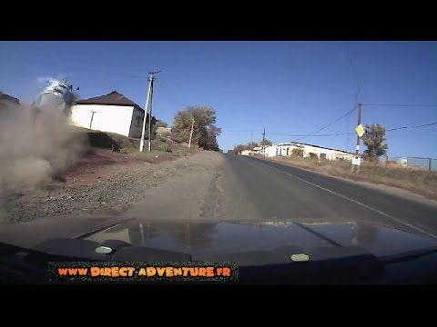 Truck crash compilation #10 / Compilation d'accident de camion n°10