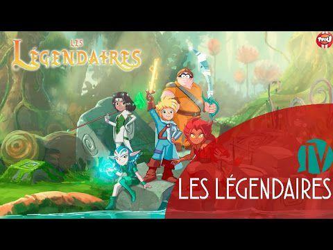 Les Légendaires TV - N°25