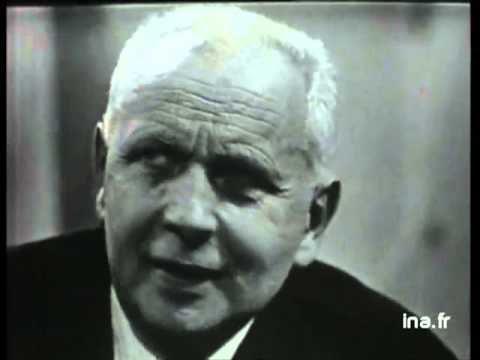 Interview Louis Aragon, 17 déc. 1958