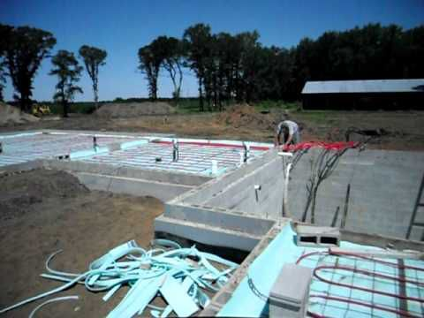 Radiant Floors for Home Cooling and Heating