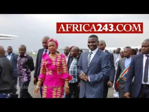 #Béni la première dame #OliveLembe #Kabila...