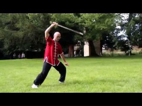 Démonstration Épée du TaiChi style CHEN