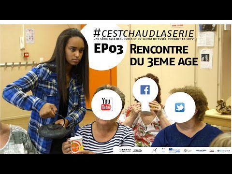 """Episode 3 : Rencontre du 3ème âge (suite de la saga """"C'est chaud"""""""