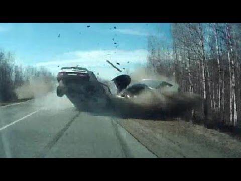 Car Crashes Compilation #339   Compilation d'accidents de voitures   Mai 2016