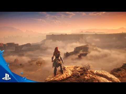 Horizon Zero Dawn, E3 2016 !