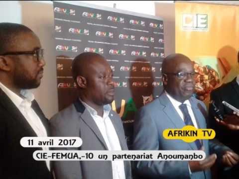 CIE-FEMUA, un partenariat zouglou électricité