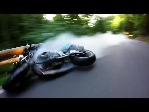 AMAZING FAIL & CRASH COMPILATION OF MOTORCYCLE | Compilation d'accident de moto n°16