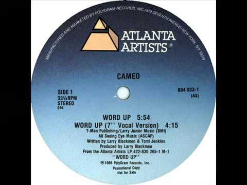 Cameo - Word up 1986