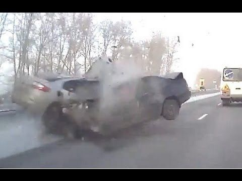 Compilation d'accidents de Voitures n°389 en HD | Car Crashes Compilation & Accidents