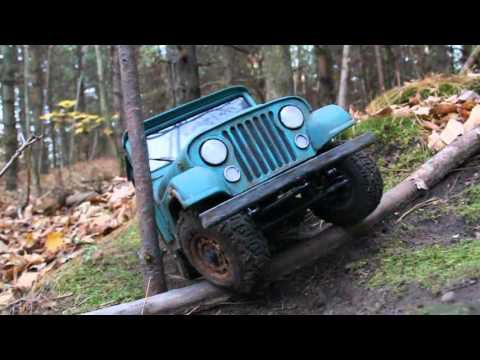 Jeep CJ5 - Headquake's RC