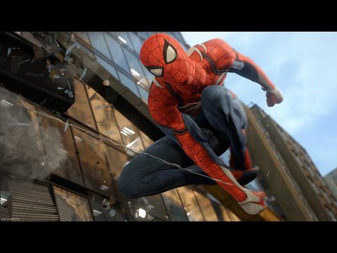 Spider-Man Playstation 4, E3 2016 !