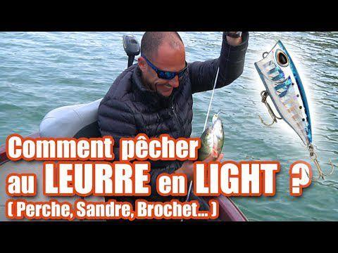 La pêche aux leurres en light