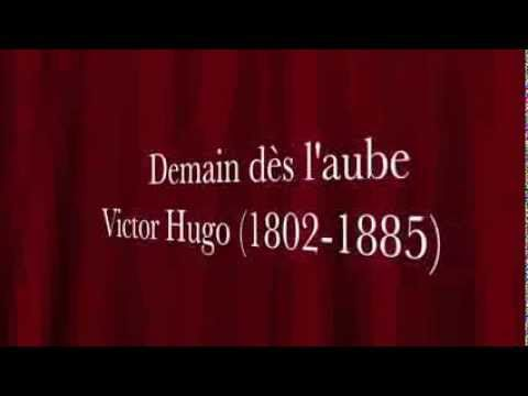 [Poesie] Demain des l aube - Victor Hugo (1802-1885) - r