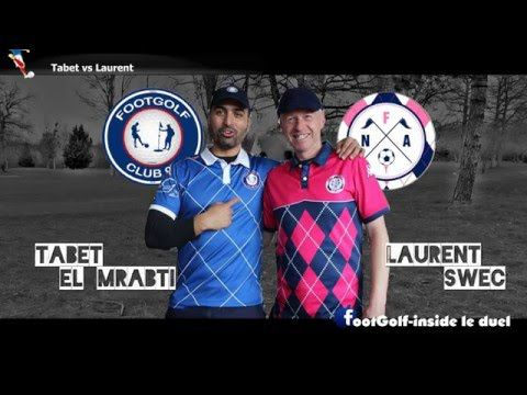 Duel putting - Tabet vs Laurent