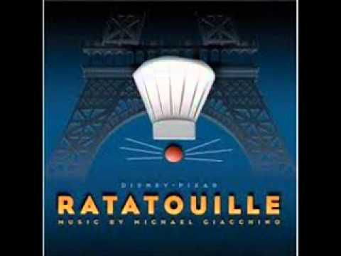 "Colette Shows Him Le Ropes (From ""Ratatouille"" par Michael Giacchino"