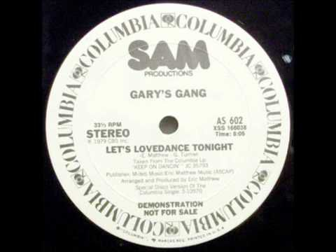 Gary's Gang - Let's Lovedance Tonight (1979)