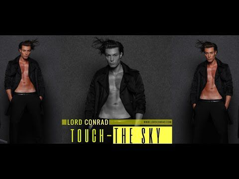Lord Conrad Touch - The Sky new music single is a success, already 17000 digital sales