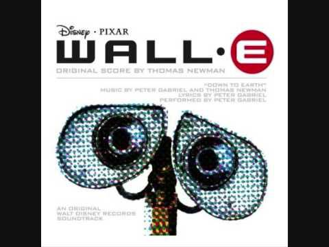 "Eve Retrieve (From ""Wall-E) par Thomas Newman"