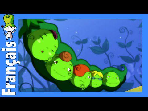Les cinq petits pois | Contes Pour Enfants