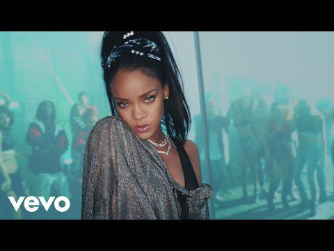 RIHANNA FEAT CALVIN HARRIS : THIS IS WHAT YOU CAME FOR