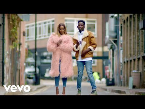 VIDEO || Mr Eazi Ft. DJ Cuppy – Fight