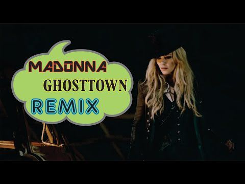 Madonna - Ghosttown (Fabinho DVJ & Dirty Pop Intro Remix)