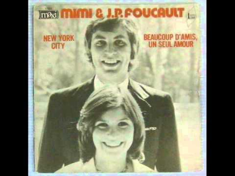 MIMI ET JEAN-PIERRE FOUCAULT - NEW YORK CITY