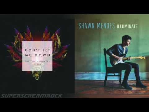"""""""Don't Let Me Treat You Better"""" - Mashup of Shawn Mendes/The Chainsmokers/Daya"""