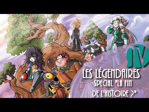 """Les Légendaires TV - Bonus N°2 : Spécial """"La Fin de l'Histoire ?"""" est en ligne !"""