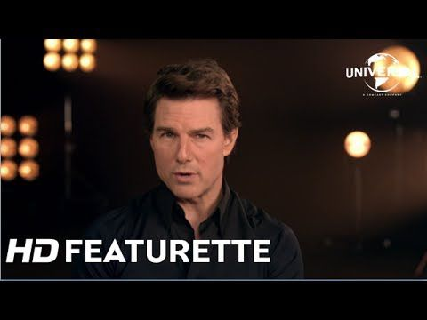"""LA MOMIE"" : FEATURETTE TOM CRUISE"