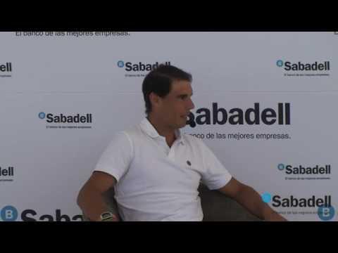 Vidéo Banco Sabadell - Acapulco - Entrevue