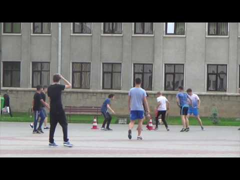 PE4 Citius, Altius, Fortius, Sports – Volleyball, basketball, football.