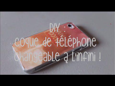 DIY : coque de téléphone